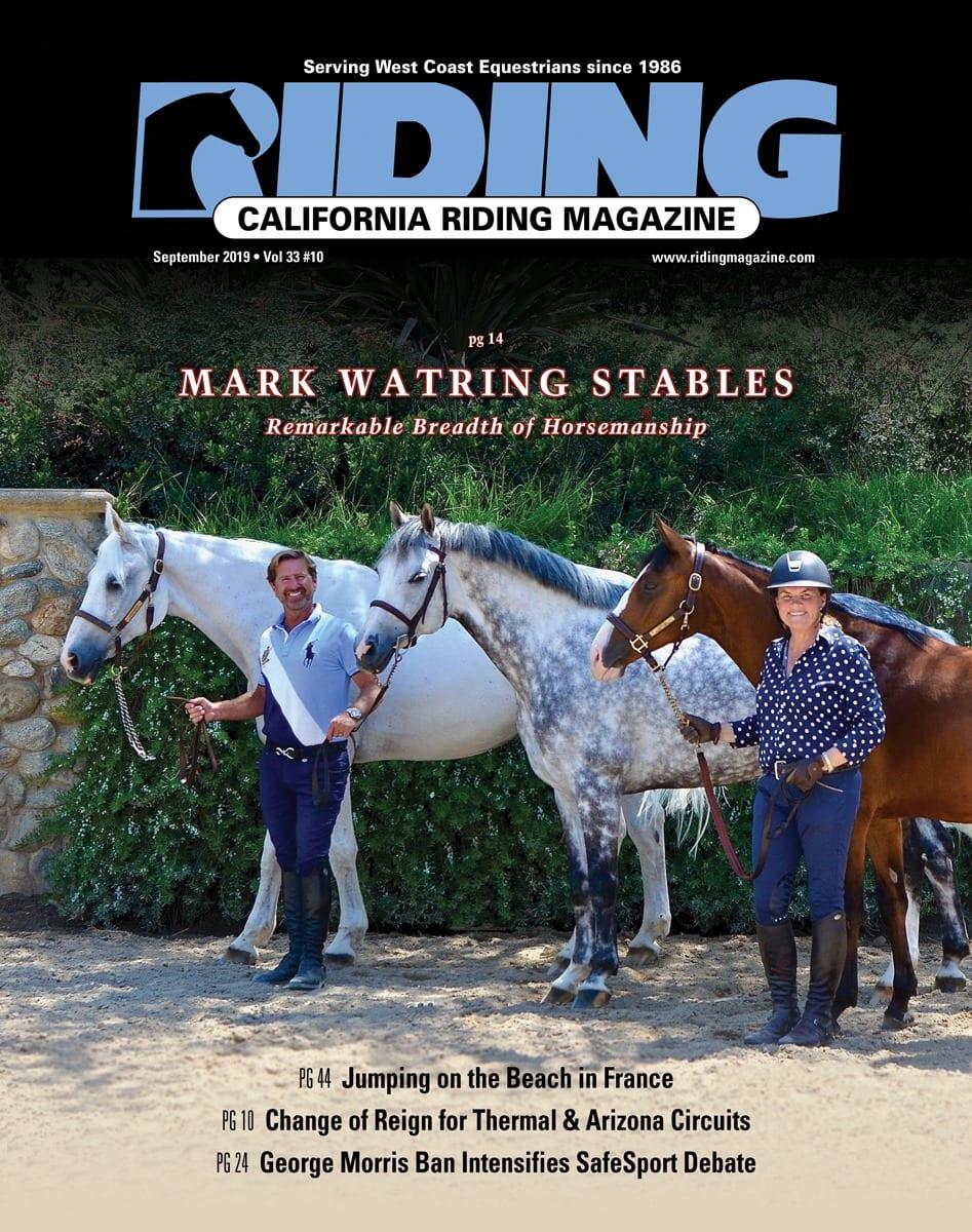 viagen pets riding magazine