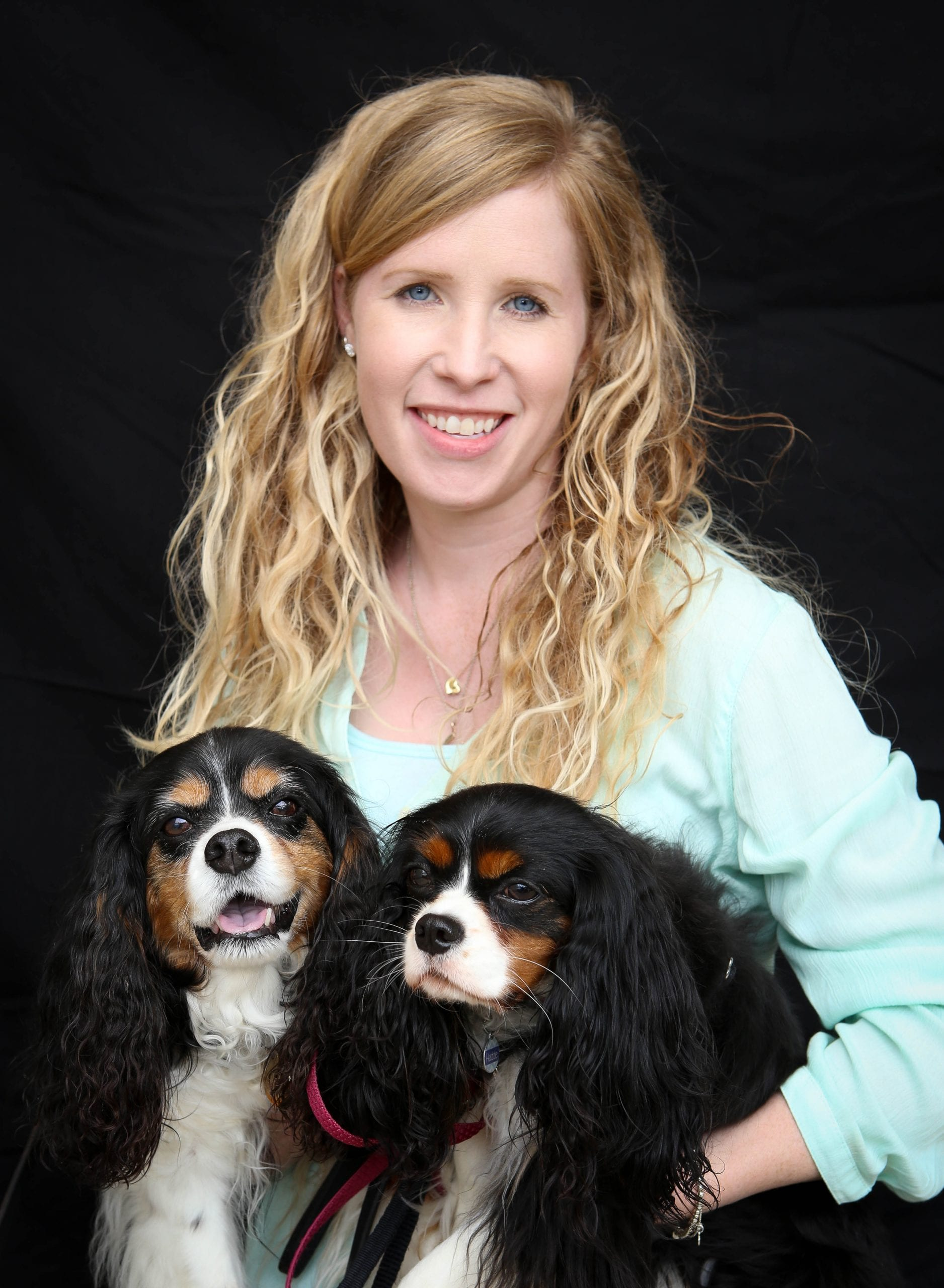 Dr. Kerry Ryan – Attending Veterinarian and Animal Care Manager