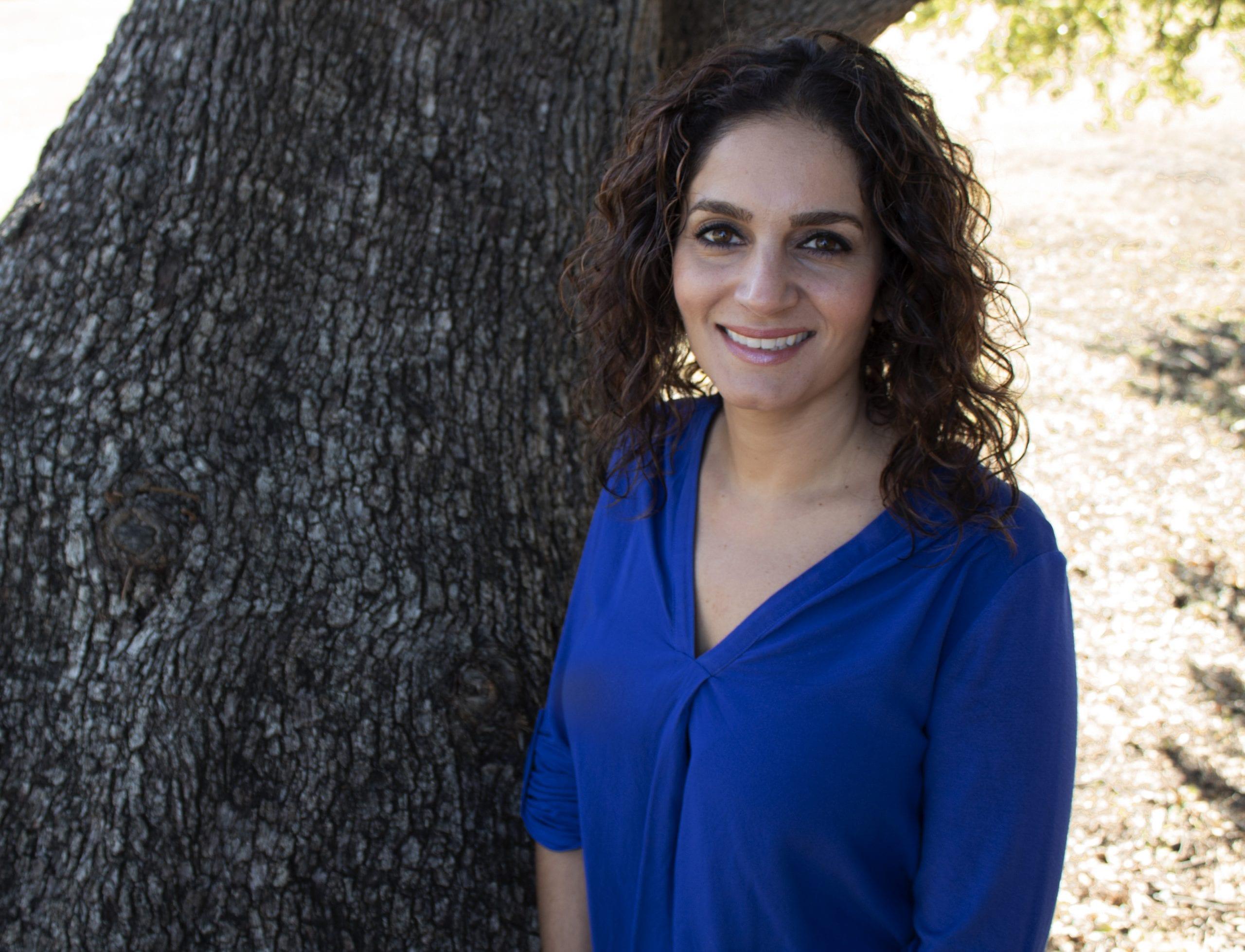 Sanaz Arenivas – Cell Culture Manager